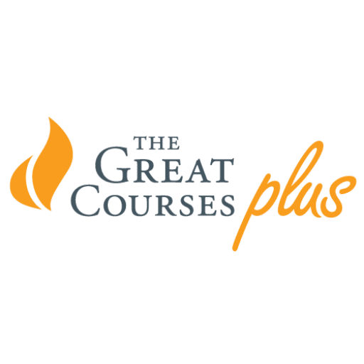 The Great Courses Plus Coupons Logo