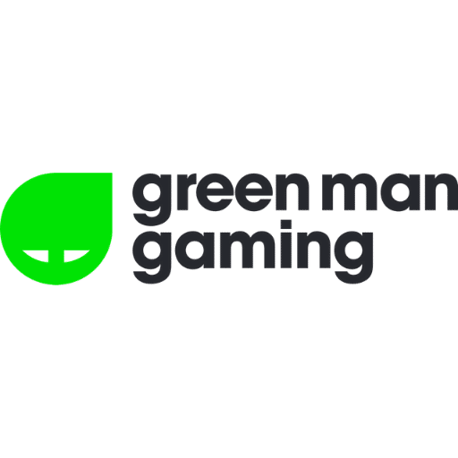 Green Man Gaming Coupons Logo