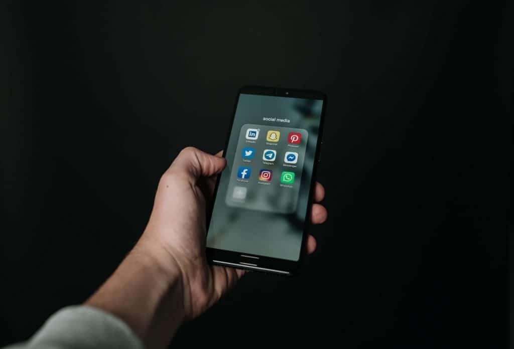 Tech Addiction Statistics - Social Media Apps