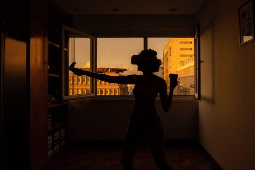 Virtual Reality Statistics - Gaming